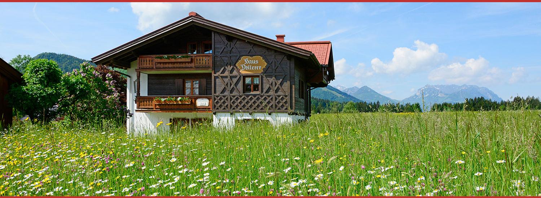 Ferienwohnungen Döllerer Reit im Winkl, Haus in Sommerwiese