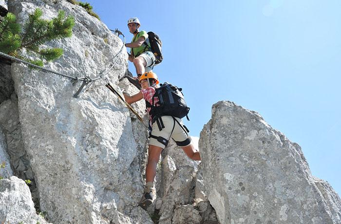 Klettersteig Reit Im Winkl : Sommerurlaub in reit im winkl sport erholung den bergen