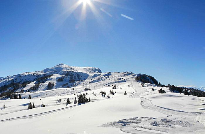 schneehöhe in reit im winkl